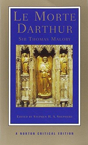 Le Morte d'Arthur (Norton Critical Editions)