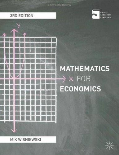 Mathematics for Economics: An integrated approach