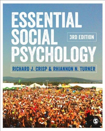 Social psychology university of bristol university of bristol essential social psychology sage edge fandeluxe Choice Image