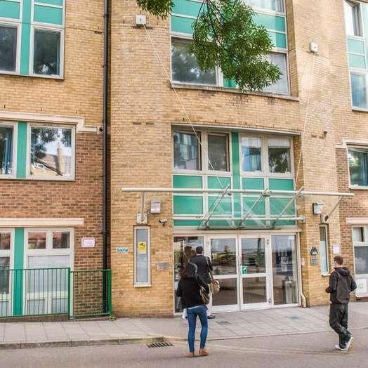 Ensuite room in 1-room student hall in Clerkenwell, London