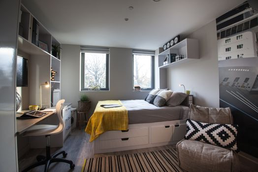 Photo of a william and Matthew House, Bristol | En-Suites & Studios.