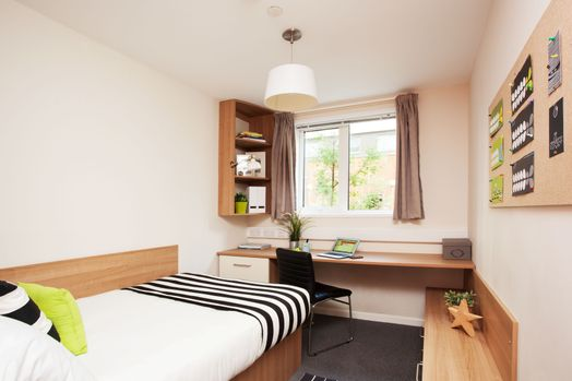 Basic En-Suite Room