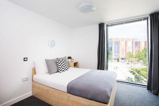 Classic One Bedroom Flat