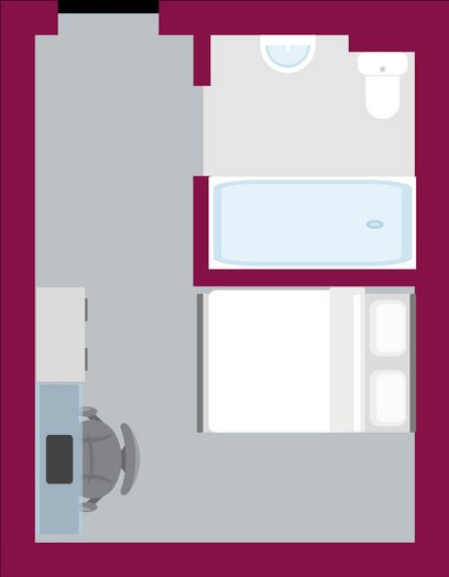 Premier Ensuite with Accessible Bathroom