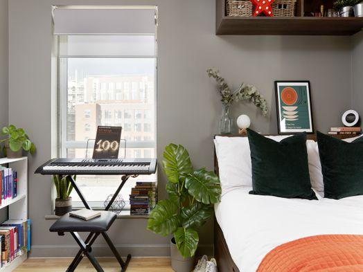 Goddard Apartment (2 bed)