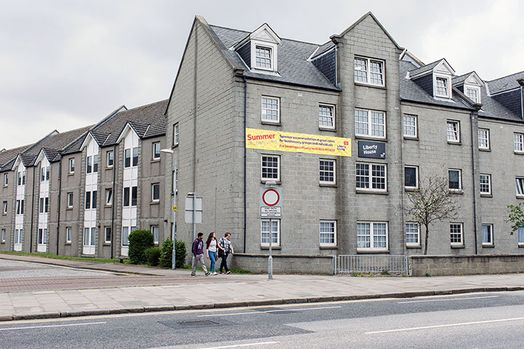 Photo of a st Peter House (Liberty House - St Peters).