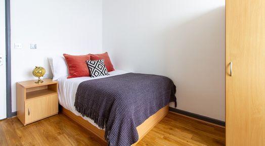 Bronze Plus Single Room