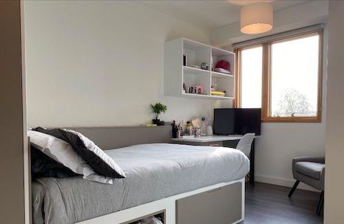 Luxury Studio with Bath