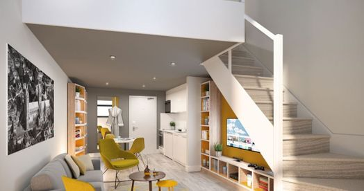 Grande Duplex Studio