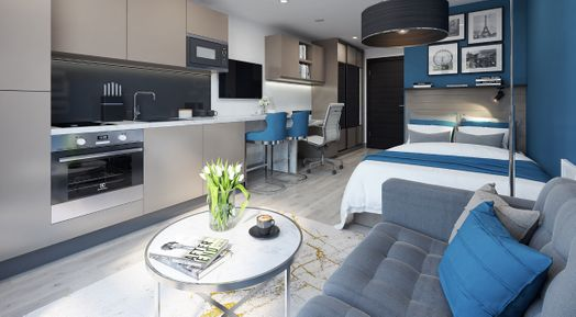 Premium Double Apartment