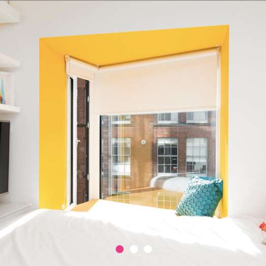 1-room student hall in Shoreditch, London