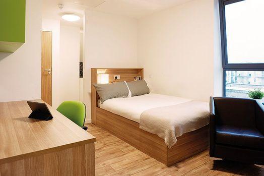 Raffles House, Wembley, London | En Suites & Studios