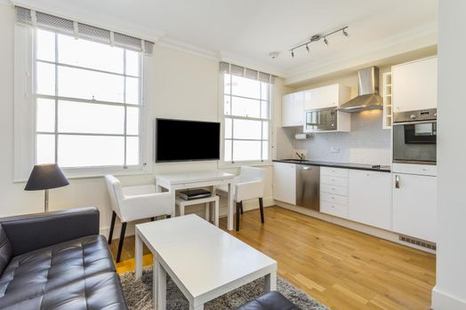 1-bedroom flat in Pimlico, London