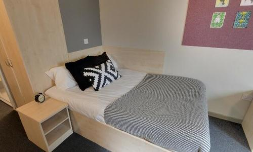 Virtual Tour for Classic Ensuite Room Room