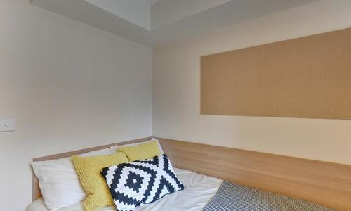Virtual Tour for Classic Two Bedroom Flat Room