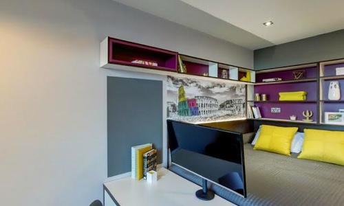 Virtual Tour for Elegance Apartment Room