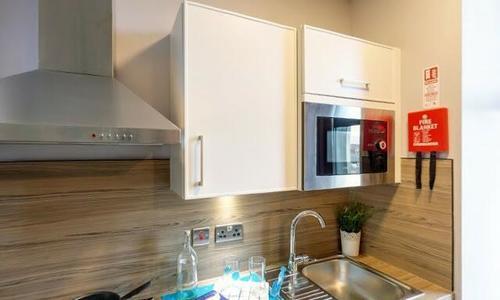 Virtual Tour for Smart Apartment Room