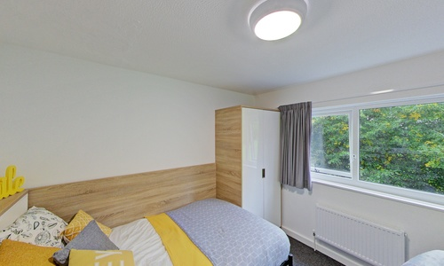 Virtual Tour for Planet Mars (shared bathroom) - Room in 5 Bed Flat Room