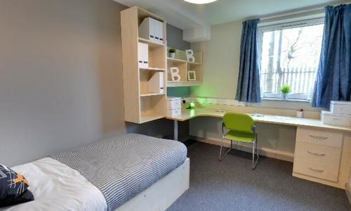 Virtual Tour for Classic Ensuite - Postgraduate Only Room